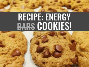 Recipe: ATR Vegan Energy Cookies