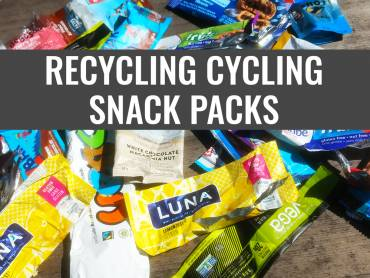 Recycling Cycling Snack Packs