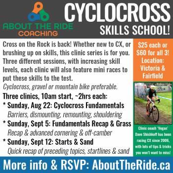 Cyclocross Skills School